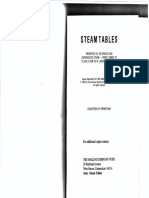 Steam Tables [24 Pages]-1