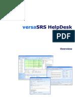 VersaSRS HelpDesk Overview