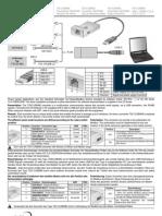 Manual Del Tsx Cusb485