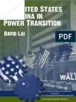 The United States and China in Power Transition