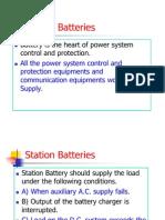 Station Battery
