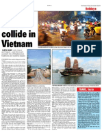 The Plymouth Herald Features Vietnam's Destinations