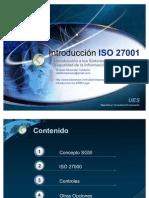 Introduccion ISO 27001