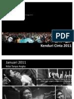 Snapshot Kenduri Cinta 2011