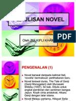 Penulisan Novel