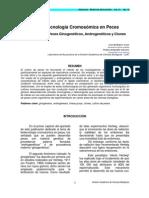 Biotecnologia Cromosomica en Peces-II