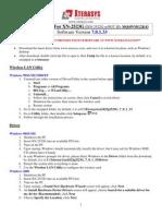 Xn2523G Installation Guide