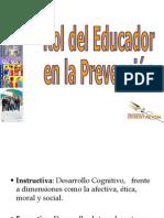 Rol del Educador en la Prevención