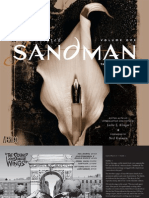 The Annotated Sandman Exclusive Preview