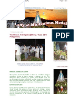 Lady of Miraculous Medal
