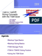 TSM Sizing Concepts