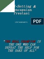 Goal-Setting & ian Prestasi