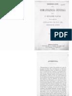 Correspondencia jeneral de la Comandancia Jeneral de la 1ra. División Naval bajo el mando del C.A. Miguel Grau. 1880