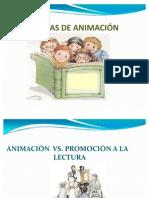 Animacion a La Lectura y Avtividades Talara