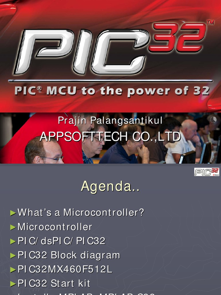 PIC32 Training | Pic Microcontroller | Microcontroller
