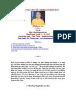 Tinh Chat Giao Duc Cua Gioi Luat Phat Giao - HT Phuoc Son