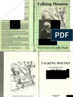 Ward, Colin - Talking Houses, Ten Lectures by Colin Ward