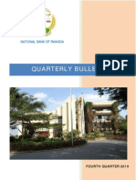 National Bank of Rwanda Quarterly Bulletin Fourth Quarter 2010