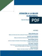 Atención a la mujer climatérica - Marissa Altarriba Cano