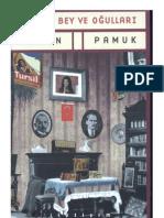 Orhan Pamuk- Cevdet Bey ve Oğulları