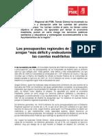 N.P.reunión Ejecutiva y Parlamentarios Presu. Regionales