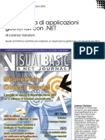 Architettura di applicazioni gestionali con .NET