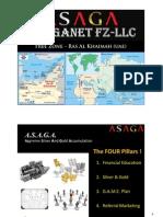 Flip Book (English)-ASAGANET COMPENSATION PLAN 2012