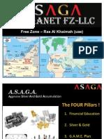 ASAGANET ( RAK-UAE) COMPENSATION PLAN-JAN2012 (English)