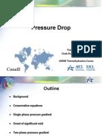 Pressure Drop Presentation Lknl