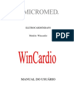 Manual Do Wincardio