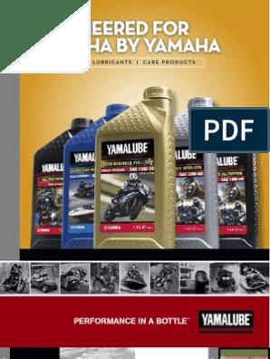 2010_Yamalube_Catalog | Motor Oil | Transmission (Mechanics)