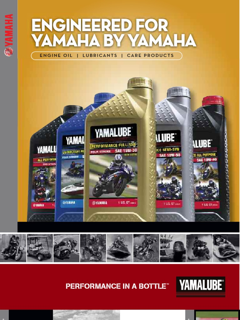 2010_Yamalube_Catalog | Motor Oil | Transmission (Mechanics)