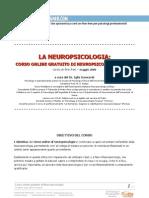 Corso Neuropsicologia Free 1