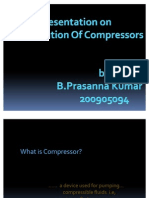 200905094-Ppt on Classification of Air Compressors