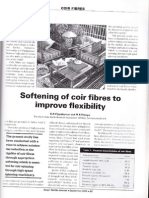 Softening of Coir