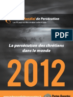 Rapport Index 2012