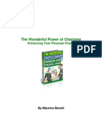 The Wonderful Power of Charisma - Maurice Benoit