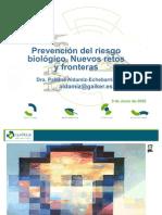 prevencion riesgo biologico