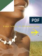 Kuru Annual Report 2009