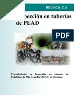 Inspección en Tubería HDPE