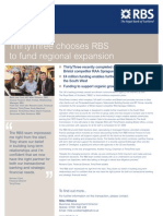 RBS Case Study- ThirtyThree