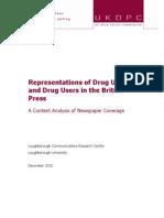 UKDPC Media Analysis Report