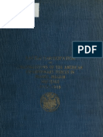 Battle Participation of Organizations of the American Expeditionary Forces