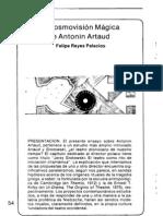 Antonin Artaud_ la cosmovisión mágica