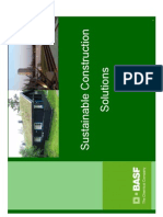 Sustainable Construction Solutions