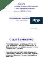 Fundamentos de Marketing - 2006-1