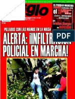 El Siglo, nº 1522, septiembre 2010