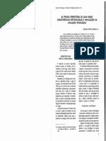 As Provas Operatorias de Jean Piaget Caracteristicas as e Implicacoes Na Avaliacao Psicologica