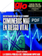 El Siglo, nº 1523, septiembre 2010