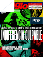 El Siglo, nº 1525, septiembre 2010
